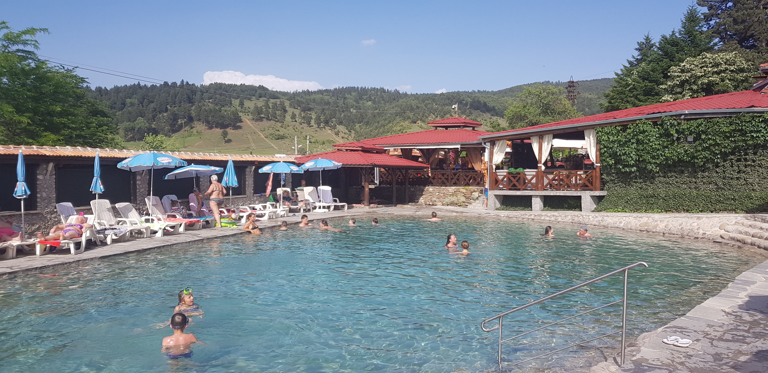- Opt3 - Cool down or WARM UP in Bryna Thermal Springs