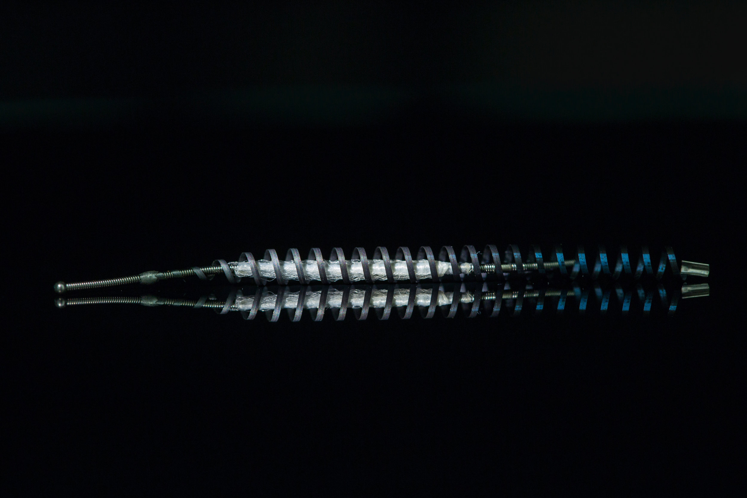 Contraceptive device Essure. Foto: Matej Povše