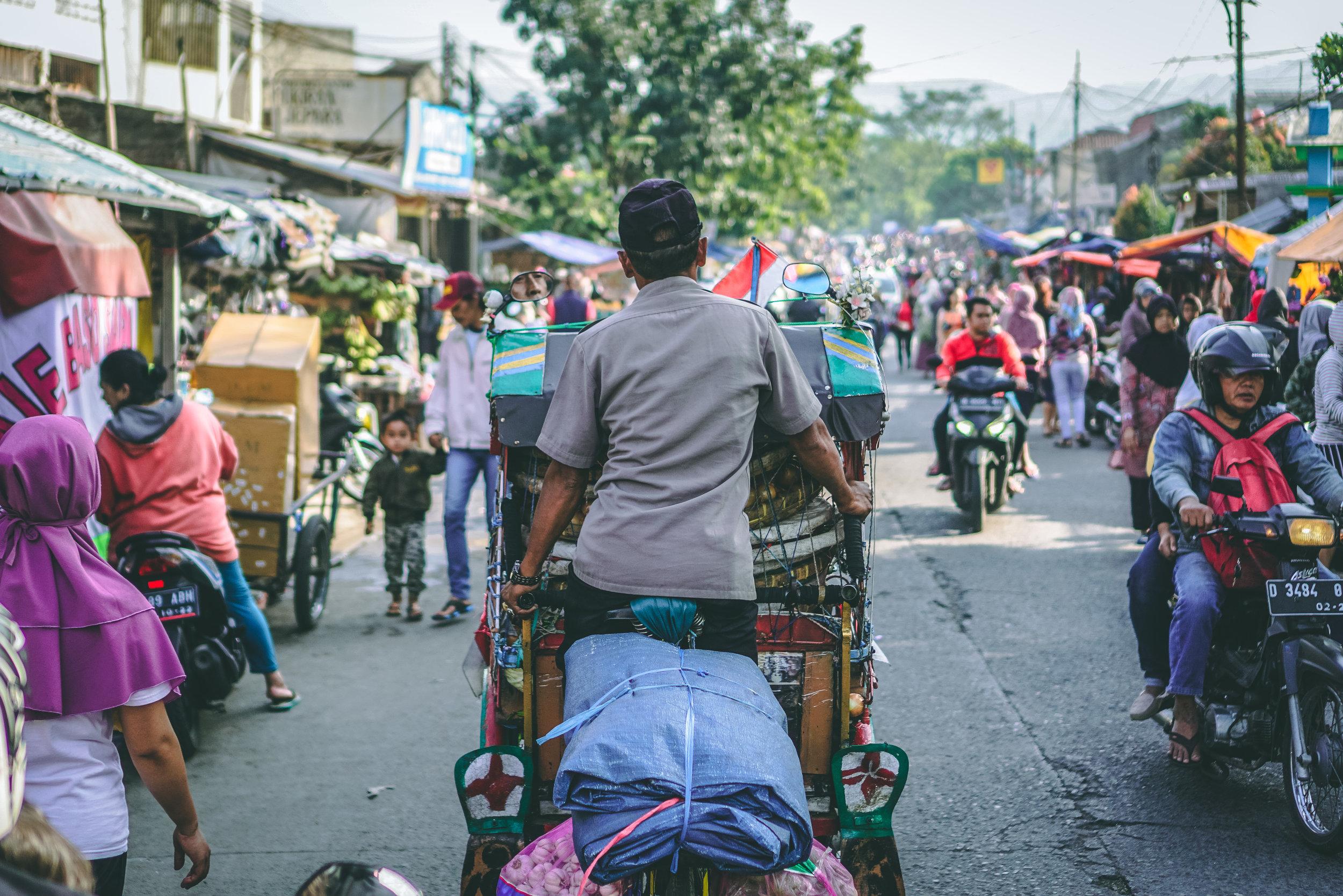 Prizor iz Indonezije. Foto: Unsplash