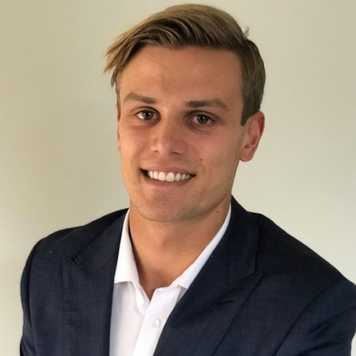 Max Pragt - Finance Director