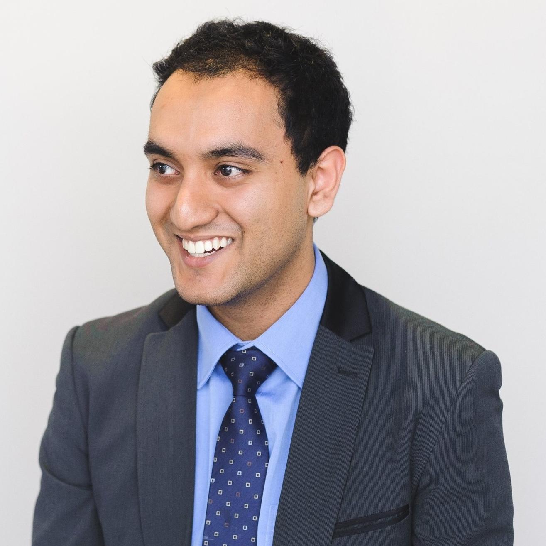 Eshan Gaindhar - Operations Director