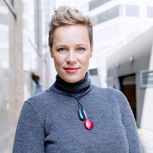 Amanda Roberts   Urban Designer and Director at SJB