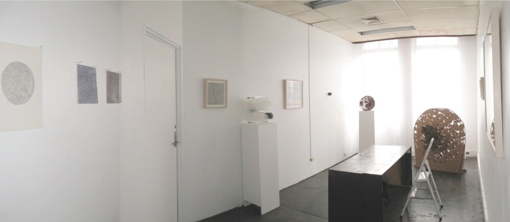 Respire Models and Drawings, 'Counterpoint', Melbourne 2006.