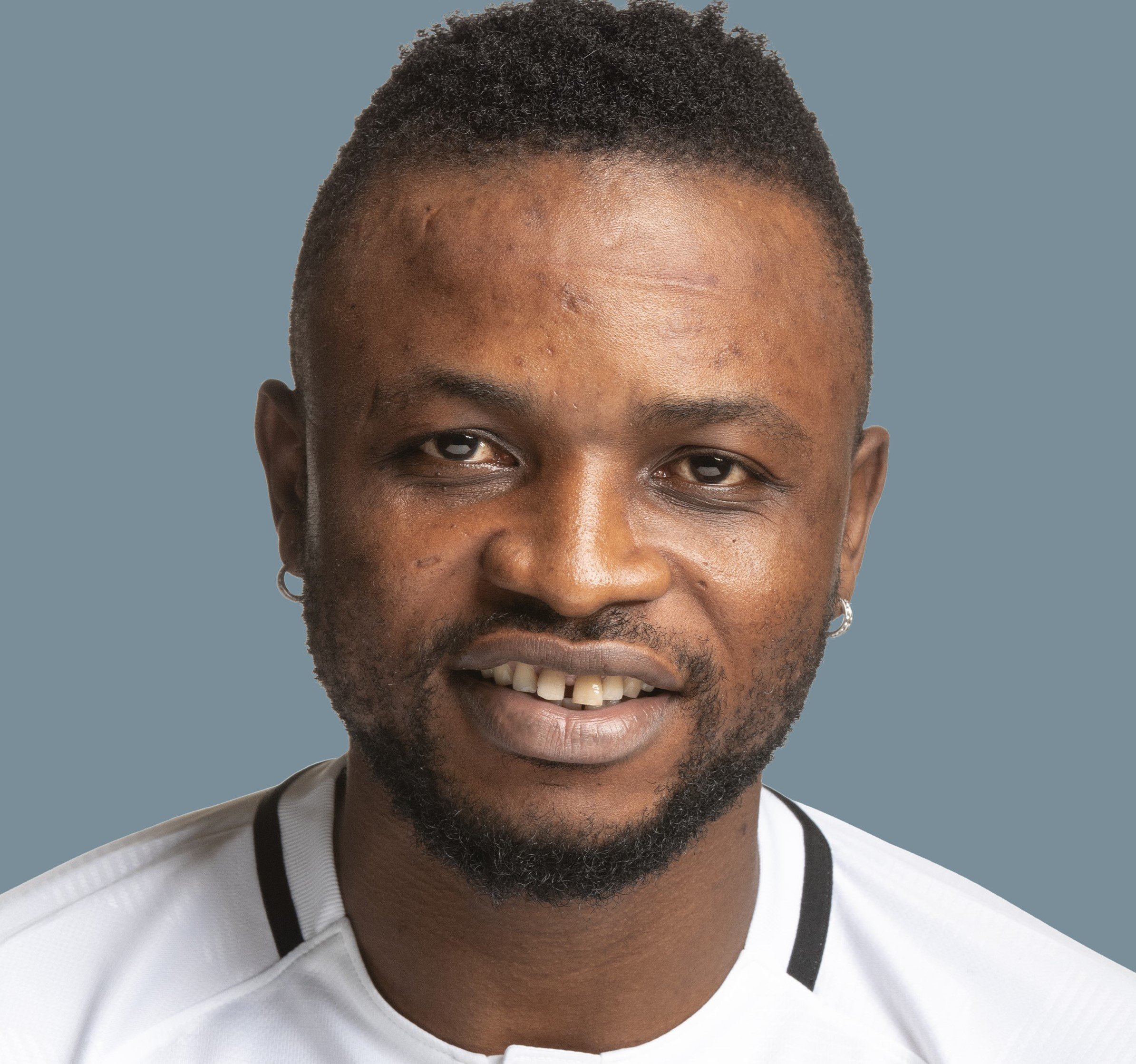 """""""IT WAS A DREAM COME TRUE TO PLAY FOR AND CAPTAIN MY COUNTRY. I AM JUST TRYING TO DO MY BEST"""" - Umaru Bangura (Sierra Leone Footballer)"""