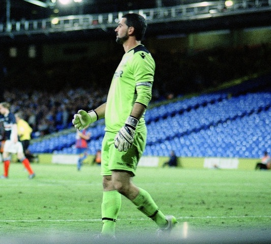 """""""MISTAKES COME WHEN YOU LOSE CONCENTRATION FOR ONE SECOND"""" - Julian Speroni (Crystal Palace Goalkeeper)"""