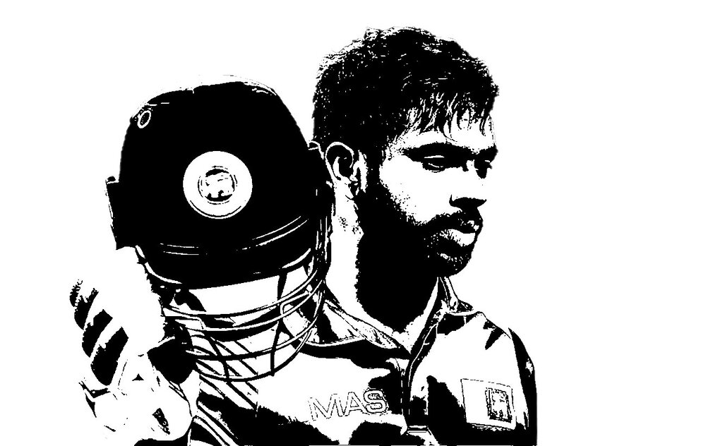 """I'M NOT ASHAMED, I WILL TALK ABOUT GOD TO ANYONE"" - Niroshan Dickwella (Sri Lankan Cricketer)"