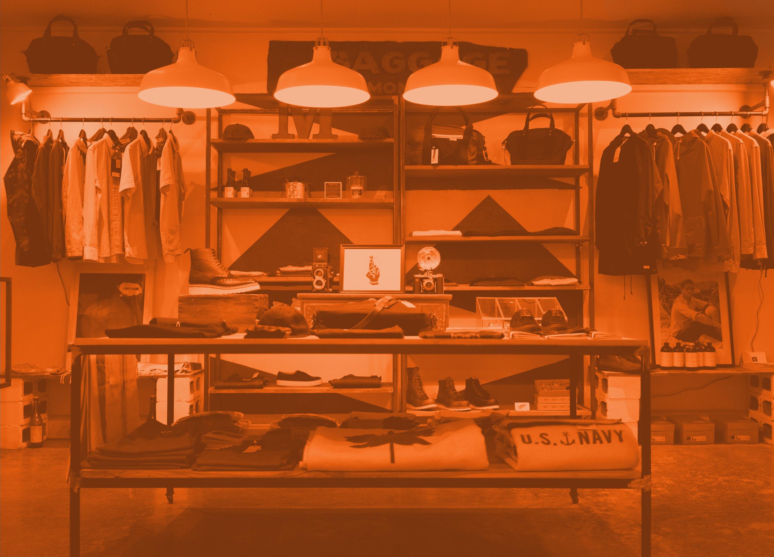 Fashion, Accessories & Homewares -