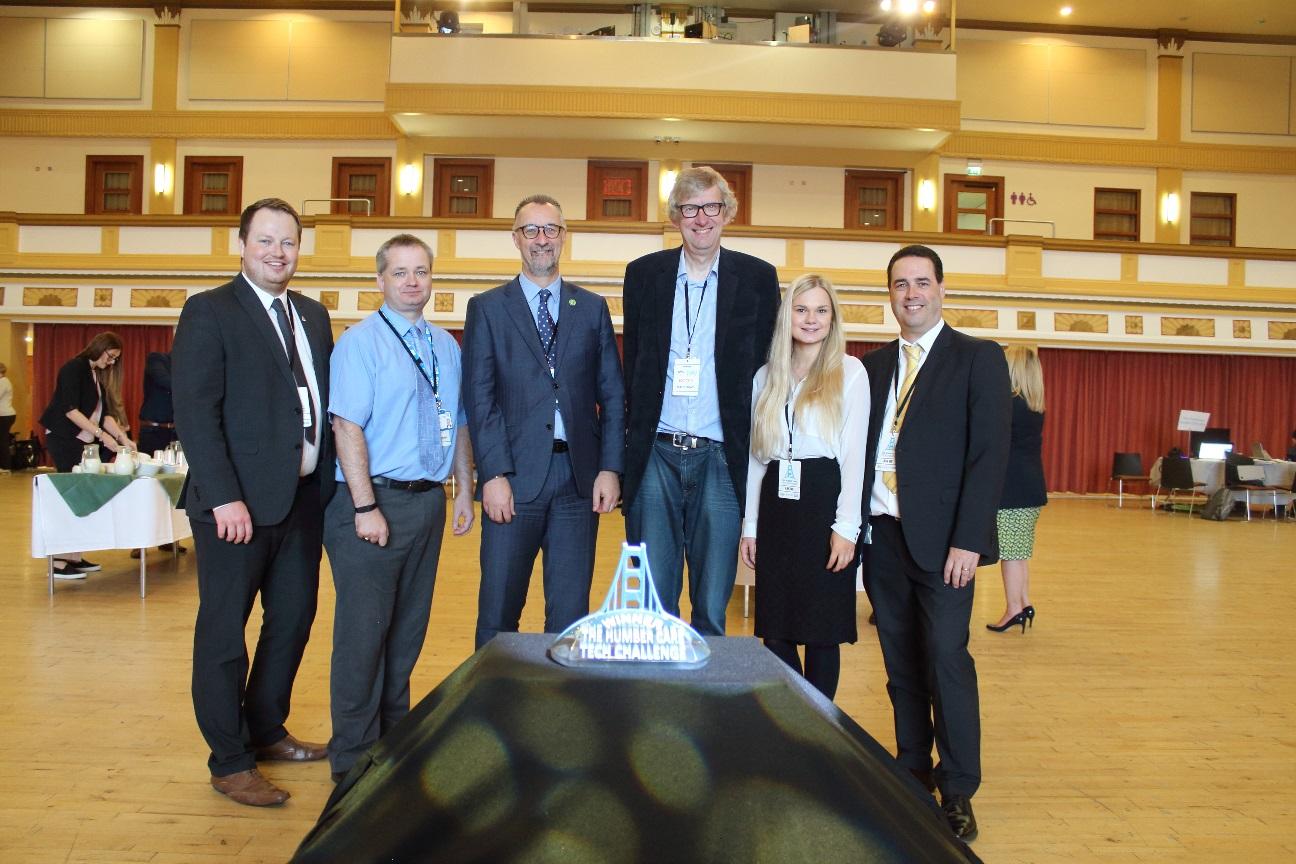 Humber Care Tech Challenge team
