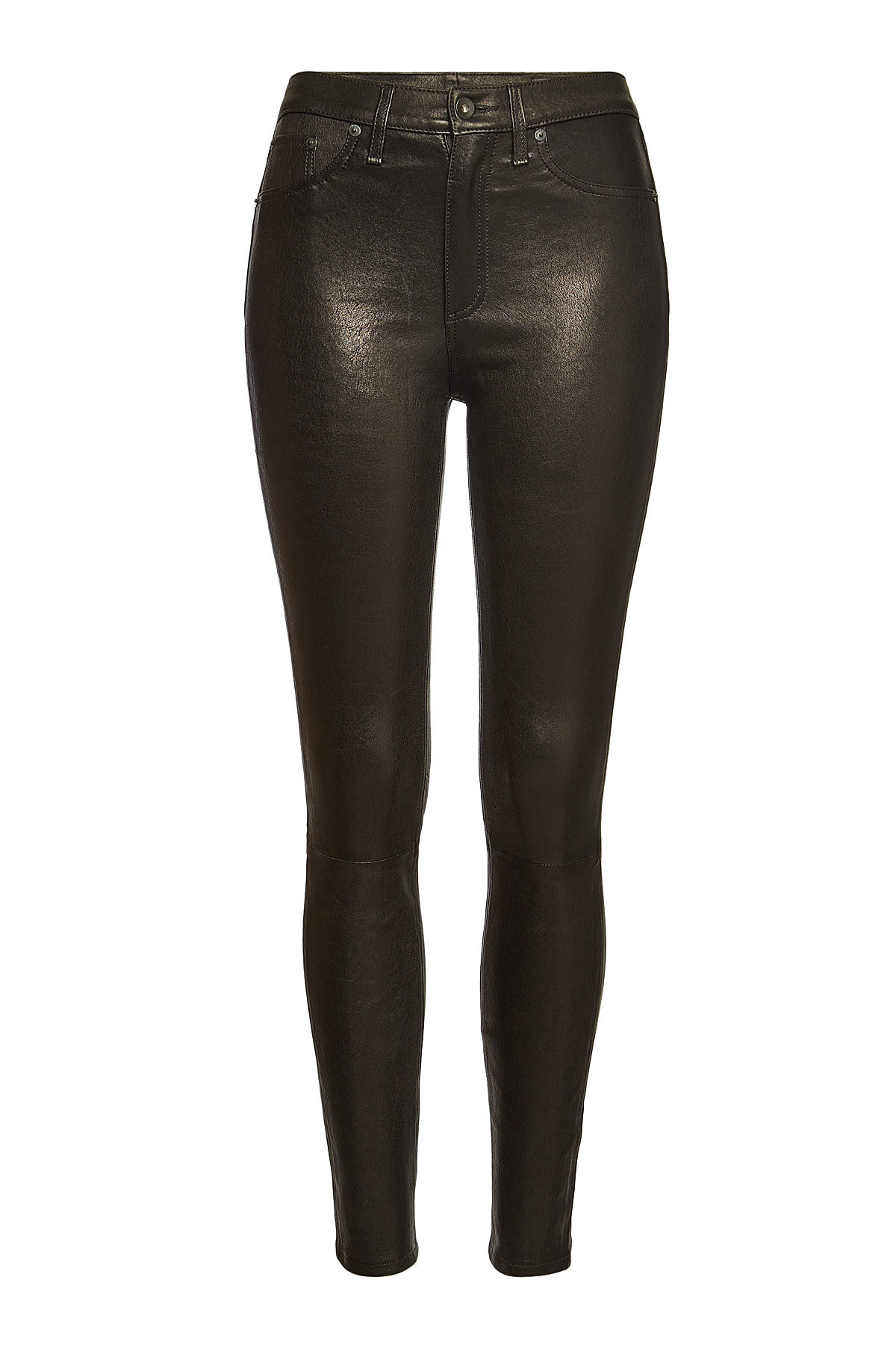 The ultimate wardrobe staple with a figure-sculpting fit, these leather pants from Rag & Bone/JEAN will elevate your edit in a hot minute. The high-rise waist and black colour keep them versatile through all four seasons.  £ 915