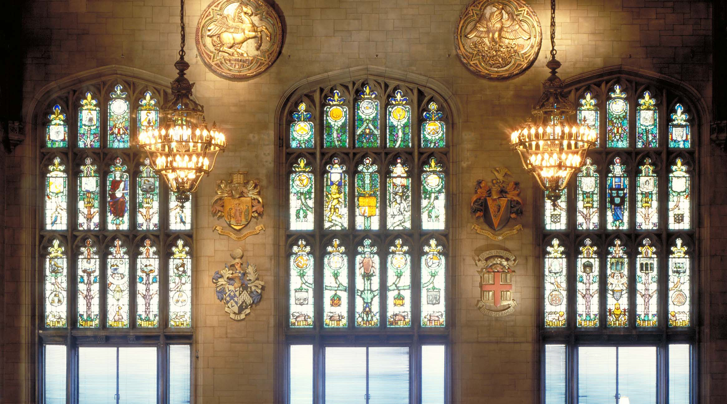 Venue: Cathedral Hall, University Club of Chicago