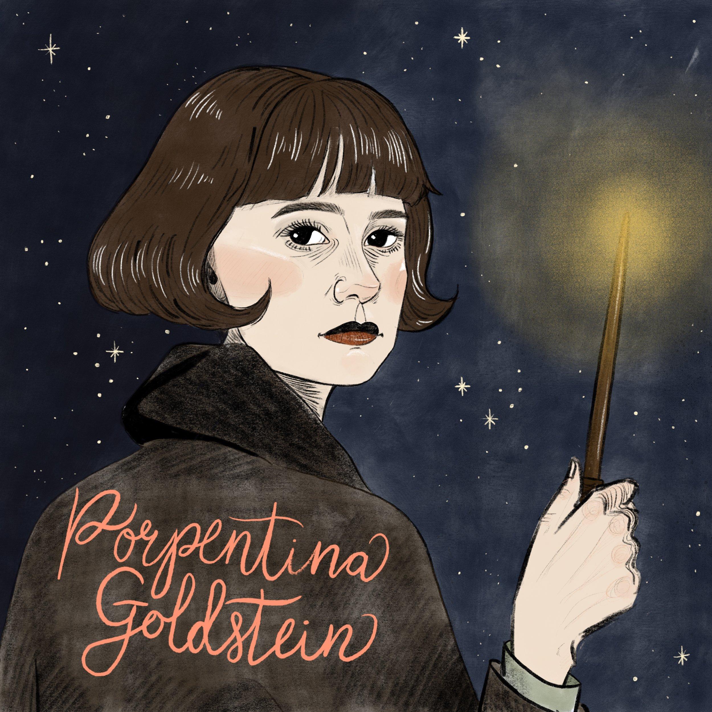 Porpentina Goldstein