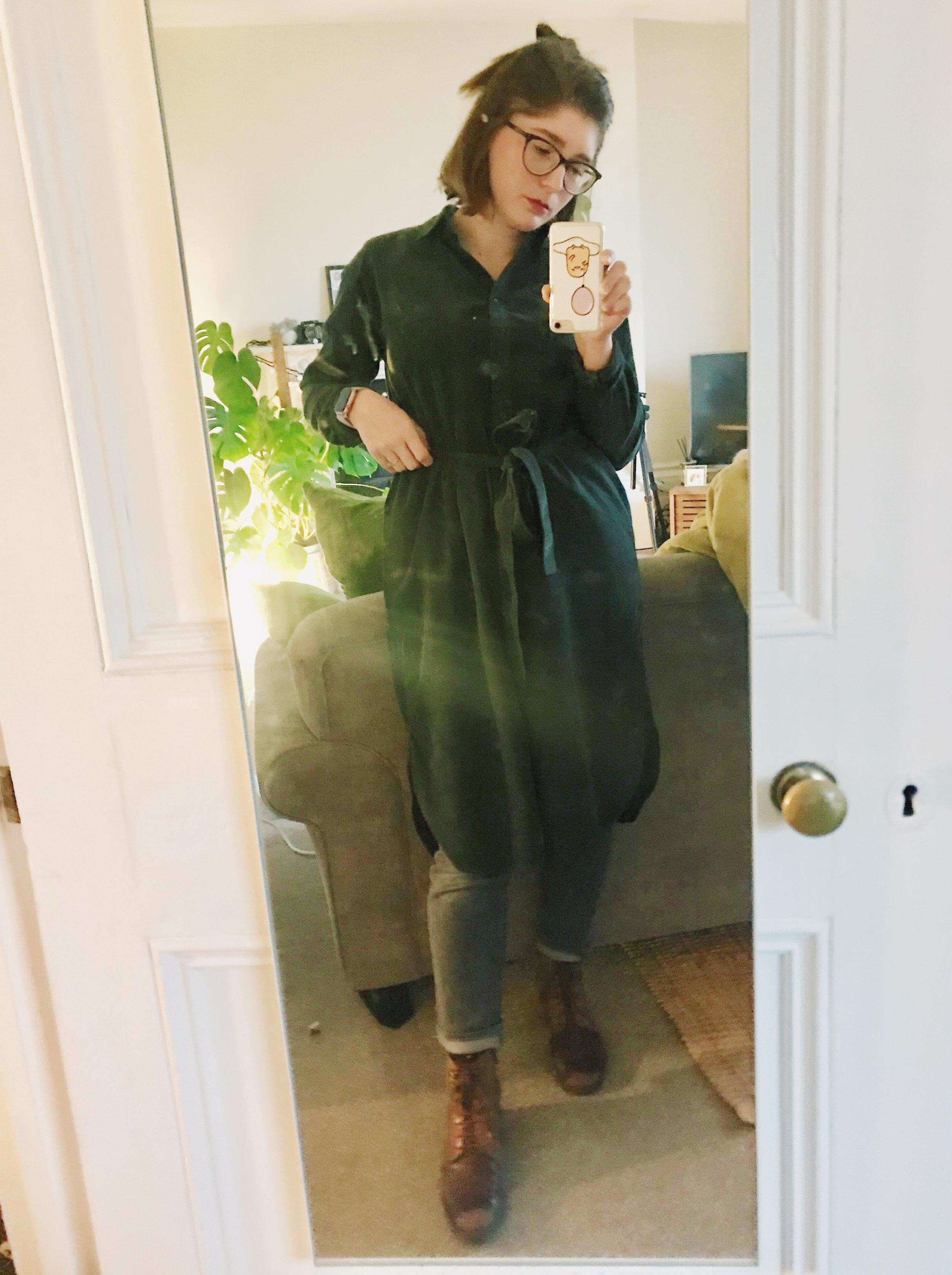 green dress ootd.jpg