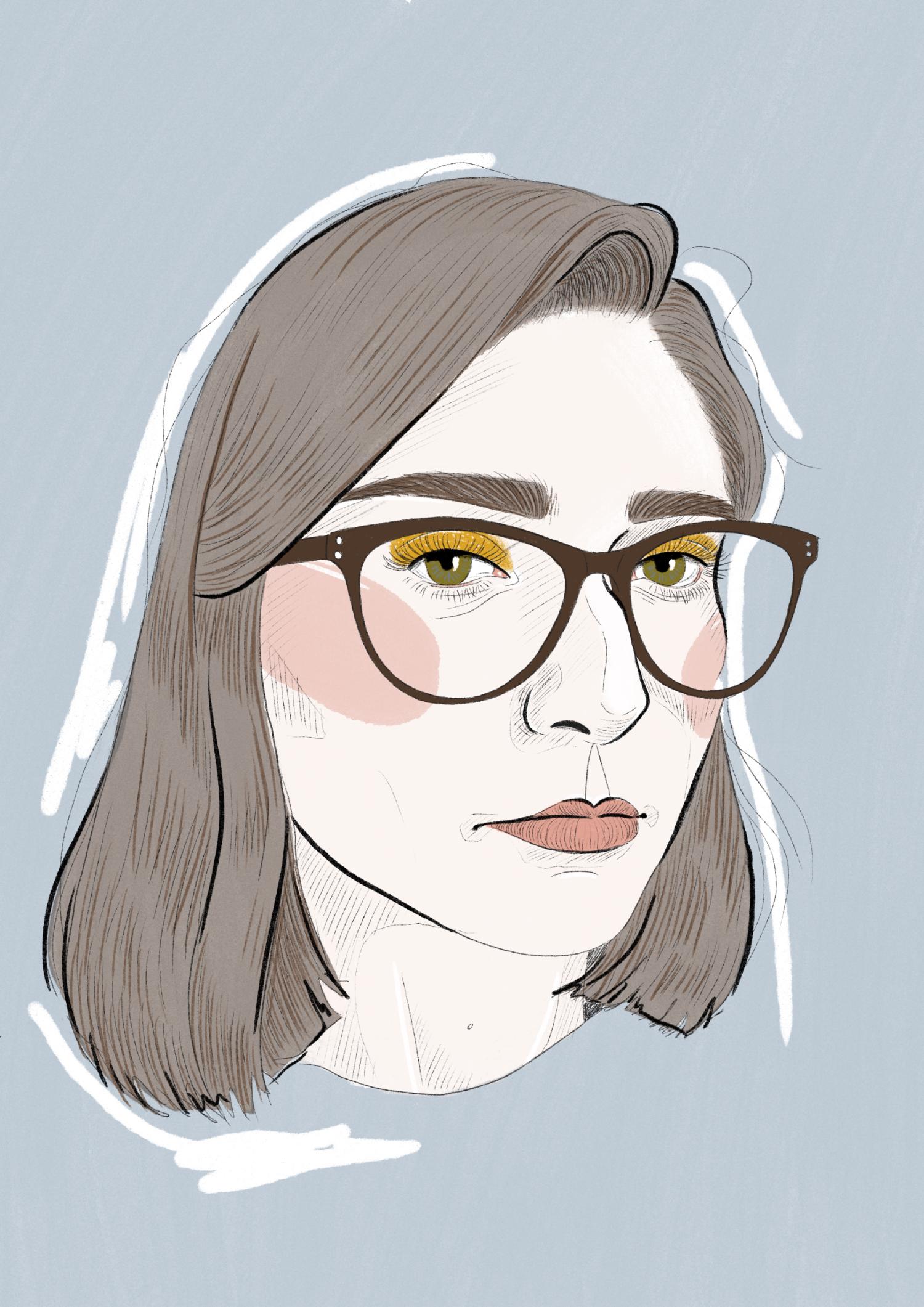 Self Portrait March 2019