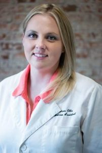 Madison Ogans, PA-C   Madison joined the CBSI team in 2015. She received her undergraduate degree at Northwest Nazarene University, and her Masters of Science in Medicine at Trevecca Nazerene University. Her favorite thing about neurosurgery is all the complexities and intricacies this field has to offer. In her free time, Madison likes to feed the puppies at the local animal shelter, and hike the great Colorado outdoors.