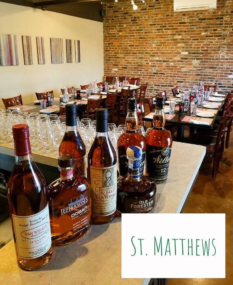 St Matthews Private Dining Room