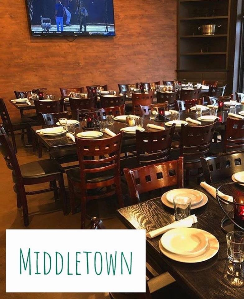 Middletown Private Dining Room