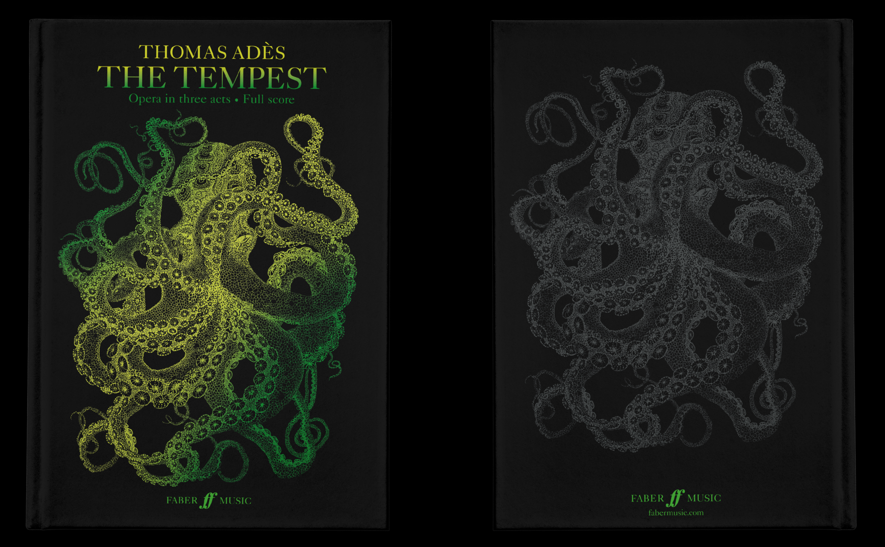 featuring the stunning artwork Octopus and The Firmament by artist Claire Burbridge -