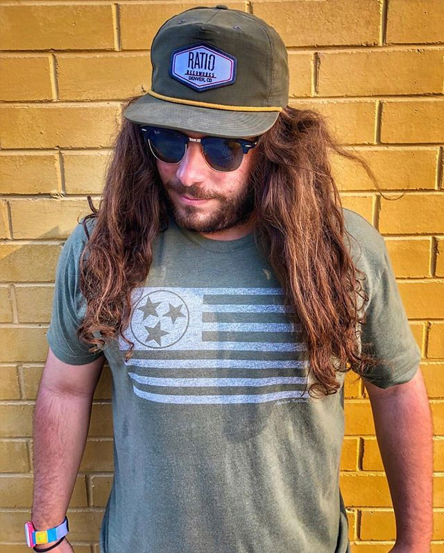 Check out our Aussie Mate repping AT in Australia! #hardlyhomebutalwaysreppin #americantraditions