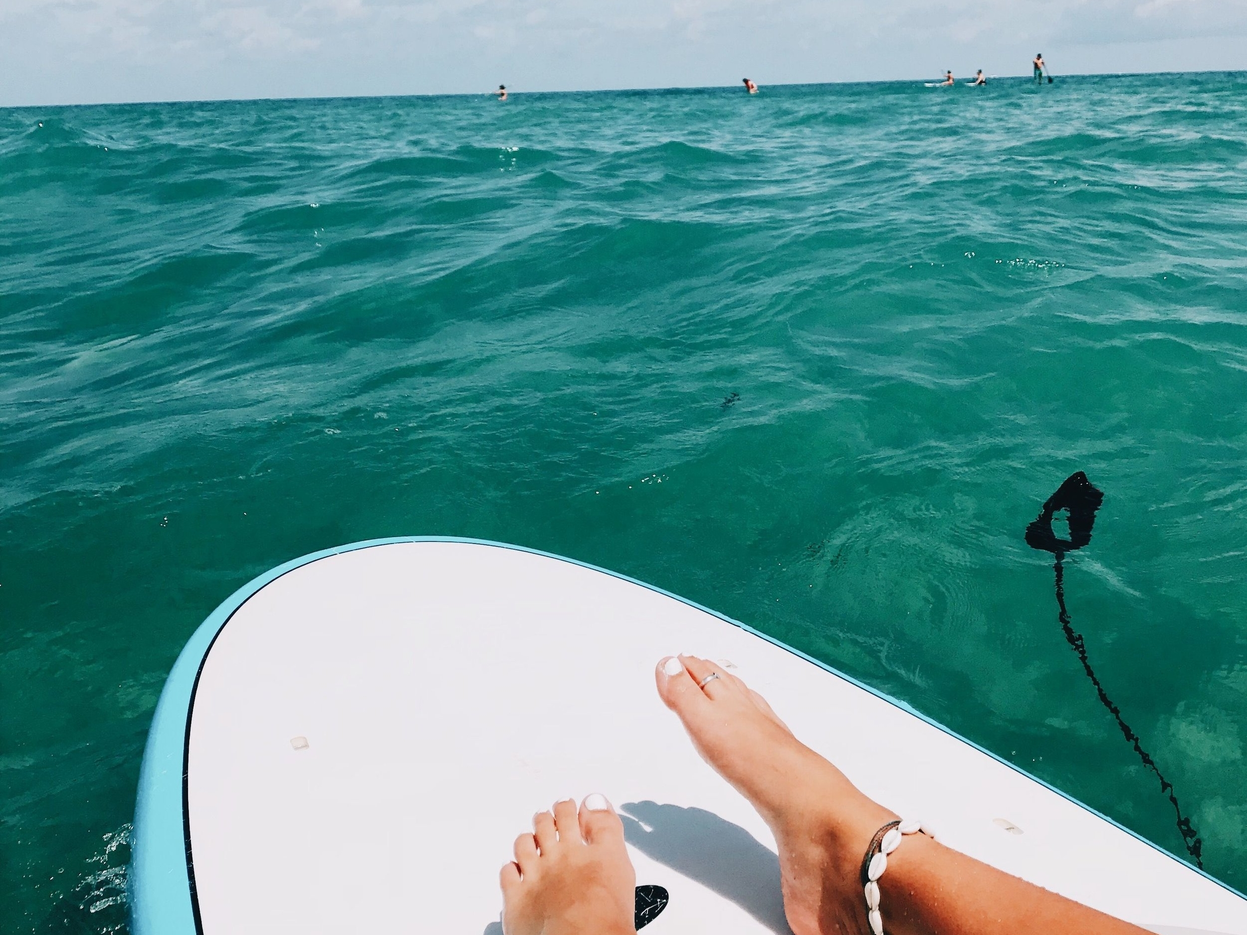 Paddle Board - Enjoy the sun and salty water while having a closer look at the beauty of the sea, while challenging your equilibrium. A paddle board should not cost more than USD $20 to rent and the experience will be too much fun.