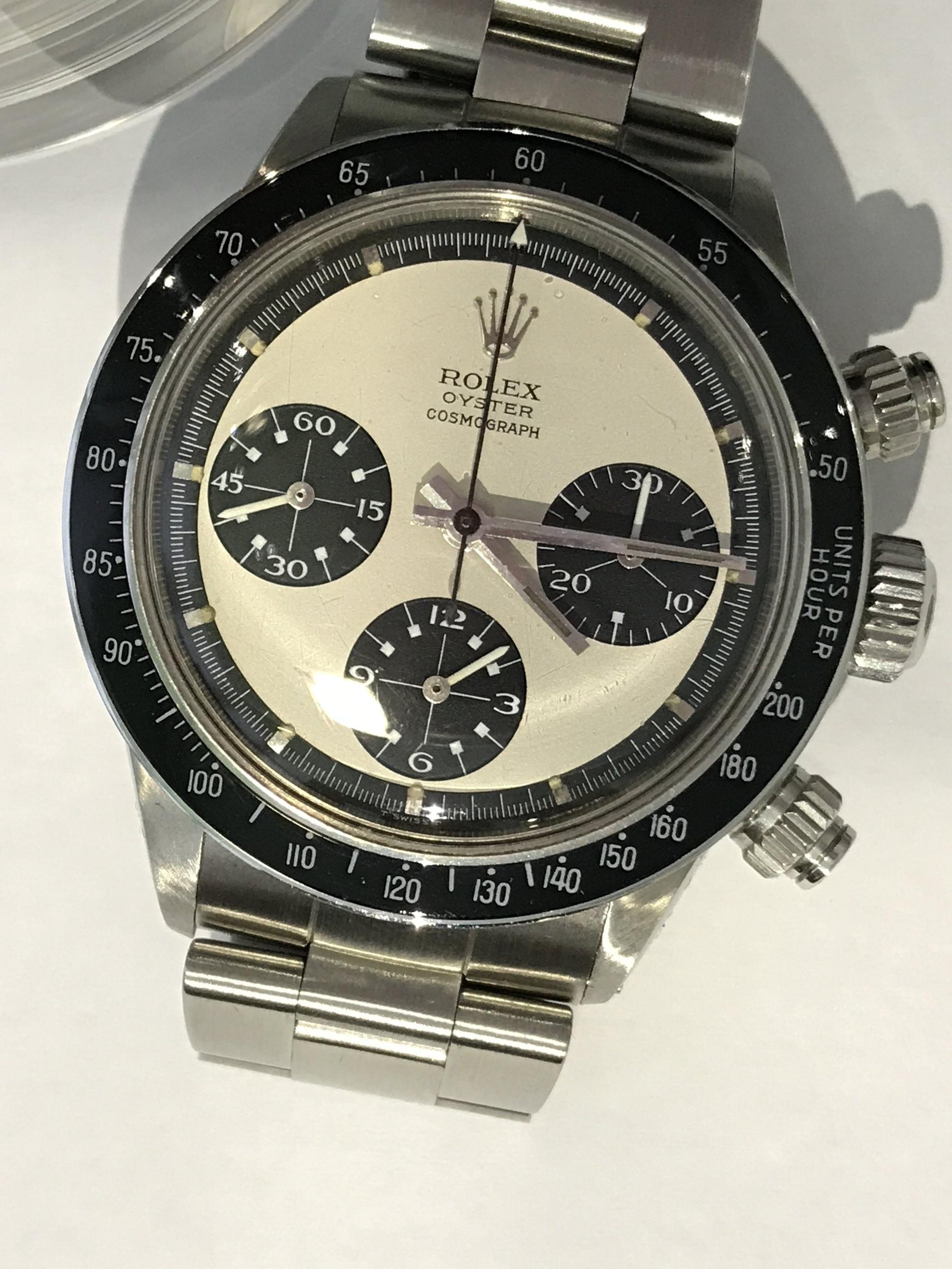 The Story of the Rolex \u0027Paul Newman\u0027 Daytona in \u0027Crazy Rich
