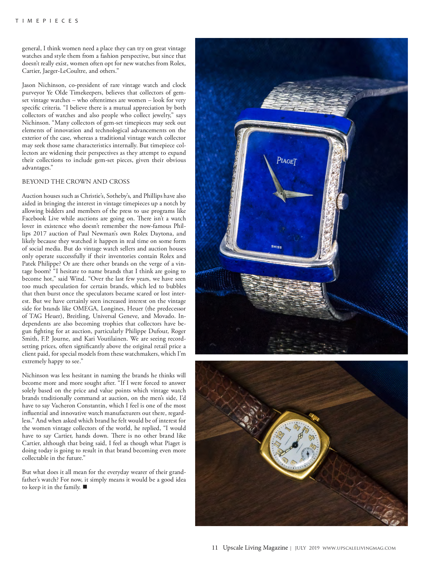 Vintage Watches - JULY 2019 digital - Upscale Living JPEG 2.jpg
