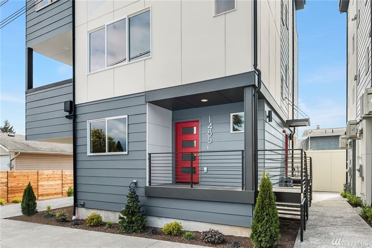 1485 NW 73rd StreetSeattle, WA 98117 - Sold: $925,000 | 4 Bedroom, 2.75 Bath