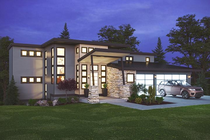 Lot 4 - The CHAMPAGNE POINTKIRKLAND, WA - Sold: $2,250,000 | 5 Bed, 4.5 Bath