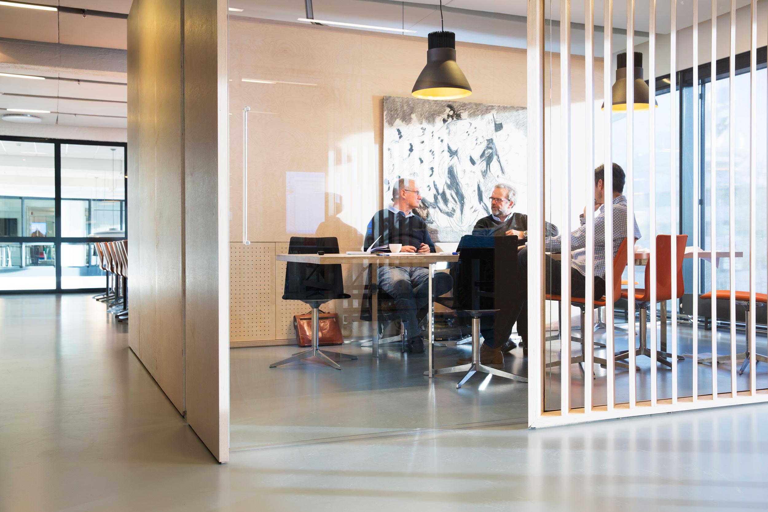 Referanse: Vi har levert gummigulv fra Remp til Lund+Slaatto Arkitekter ved Havnelageret i Oslo.