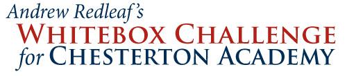 Whitebox Challenge for Chesterton Academy