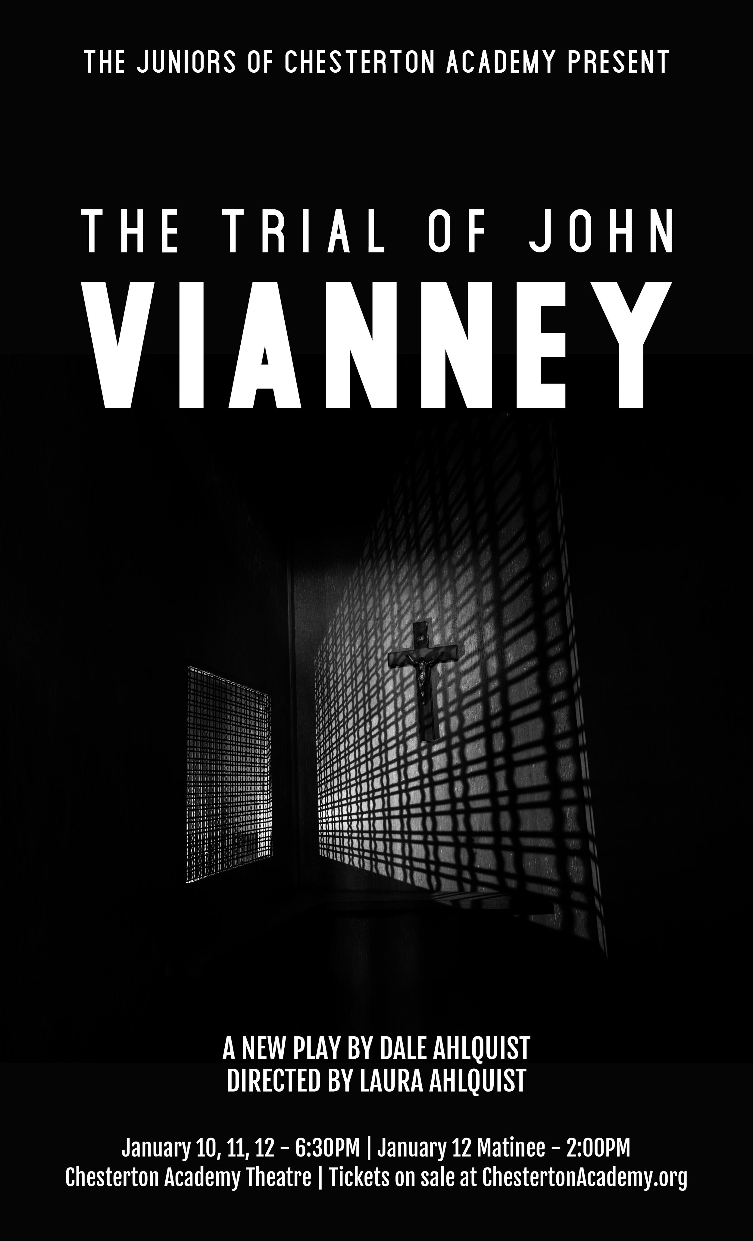 The Trial of John Vianney_Poster