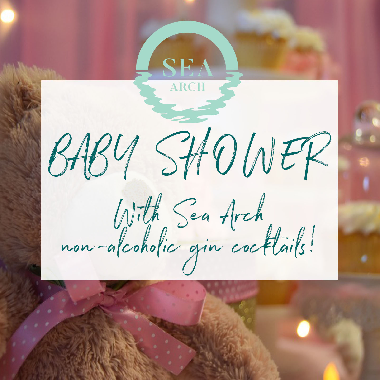 Non alcohol+baby+shower