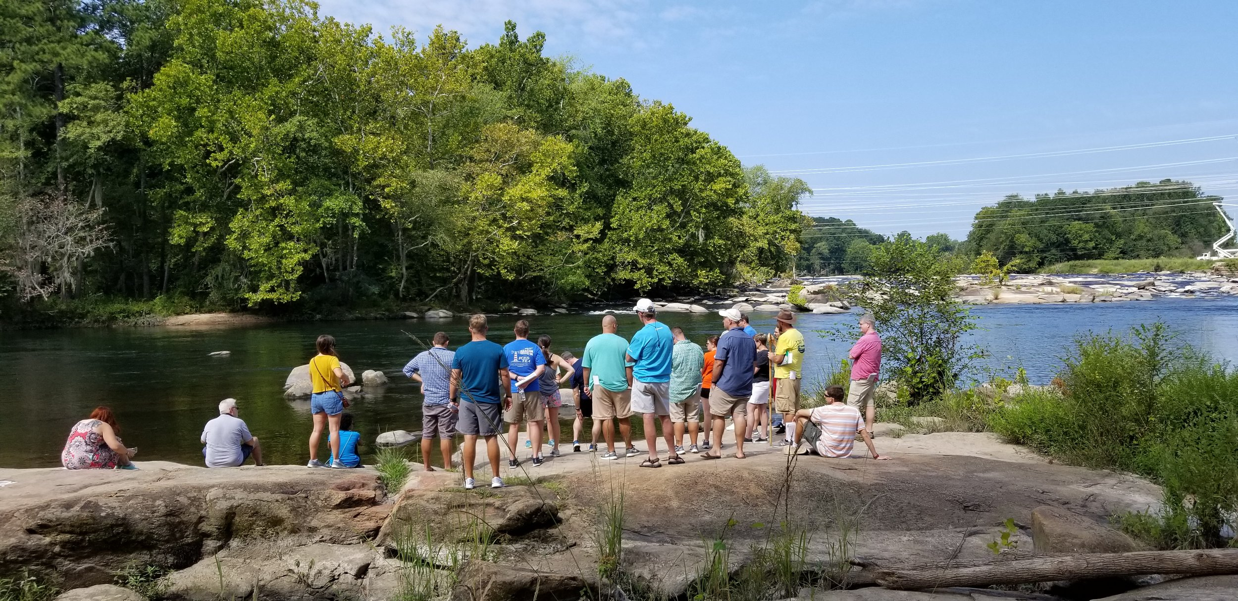 Hike  along the Three Rivers Greenway on paved ADA accessible trails or explore the rock islands along the way. Hiking is also offered at Harbison State Park and Congaree national Park. FREE - $5.