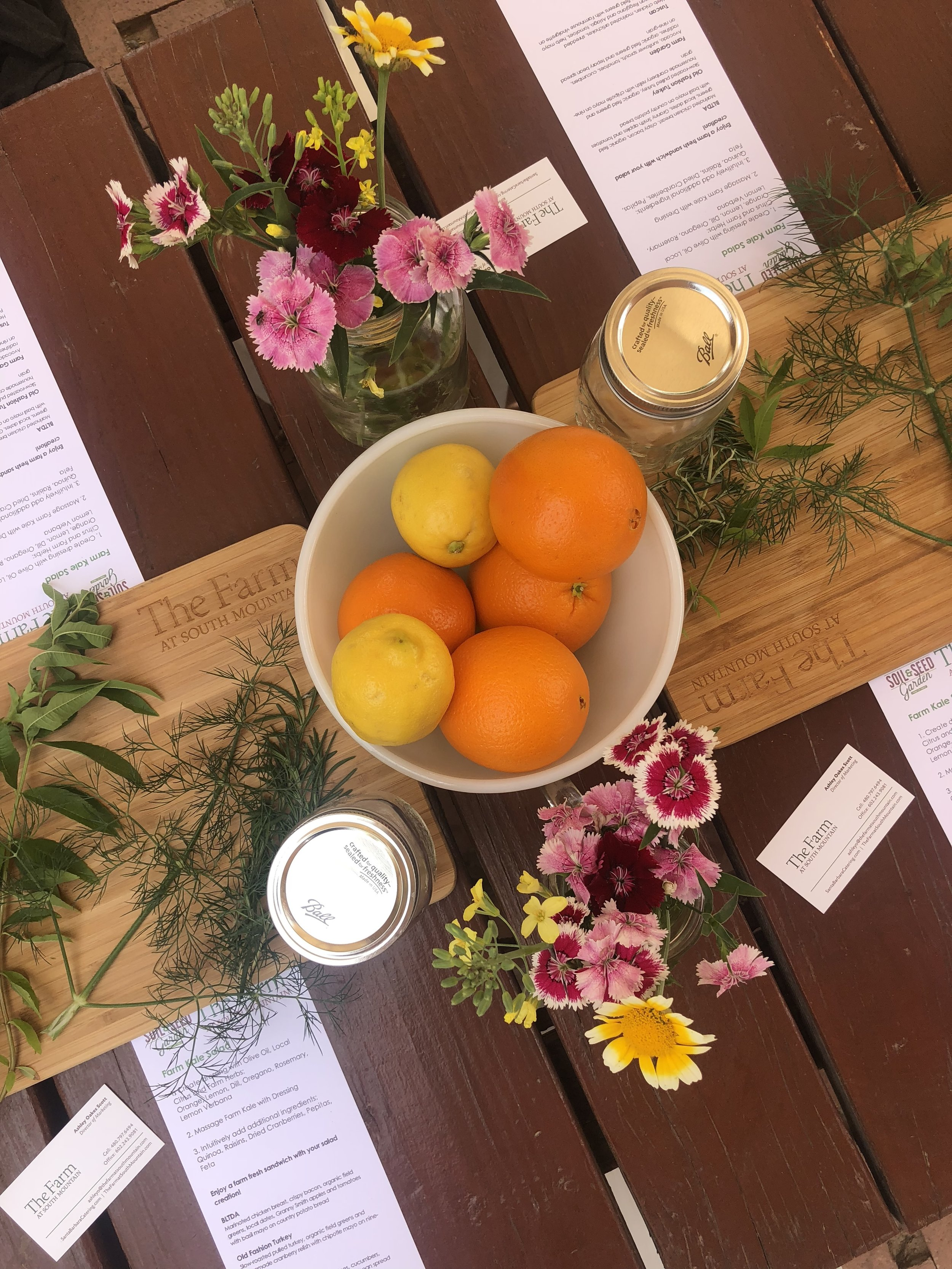The Farm - an amazing stop on the fresh Foodie Trail