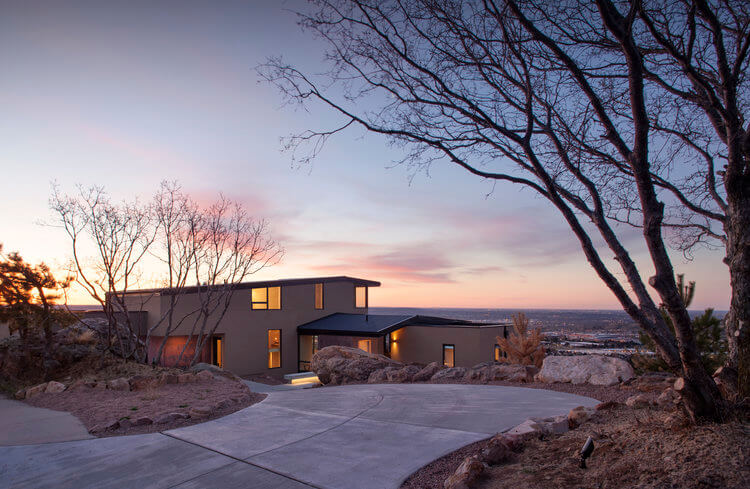 Boulder architecture and design completed project