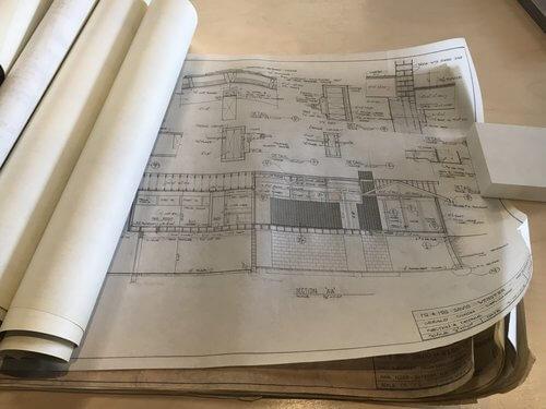 Boulder architecture and design blueprints