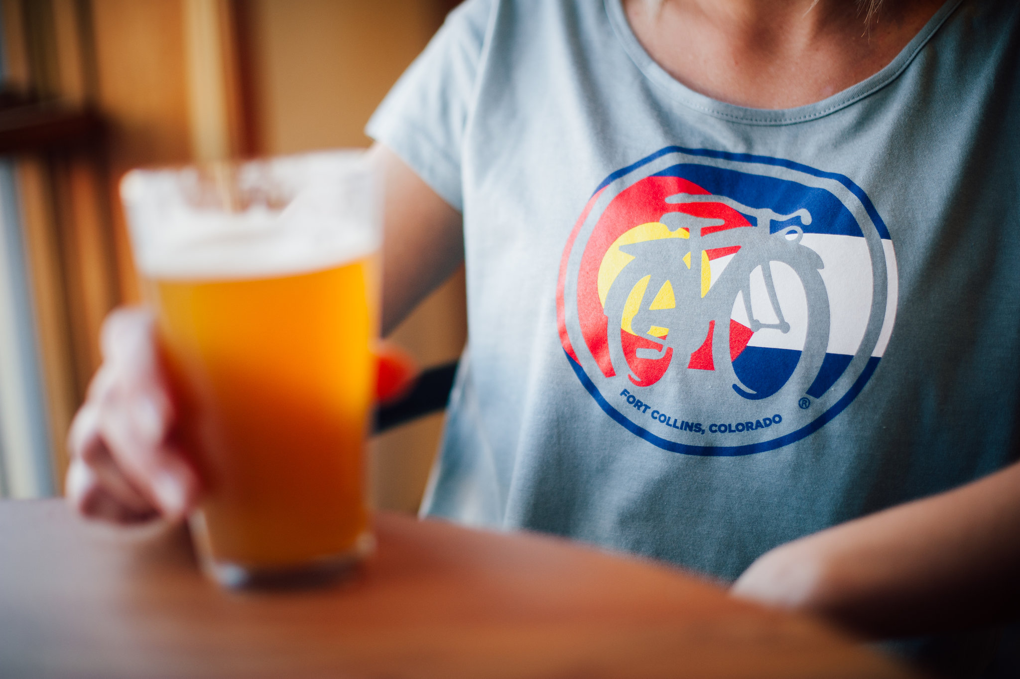 New Belgium Brewing Merchandise