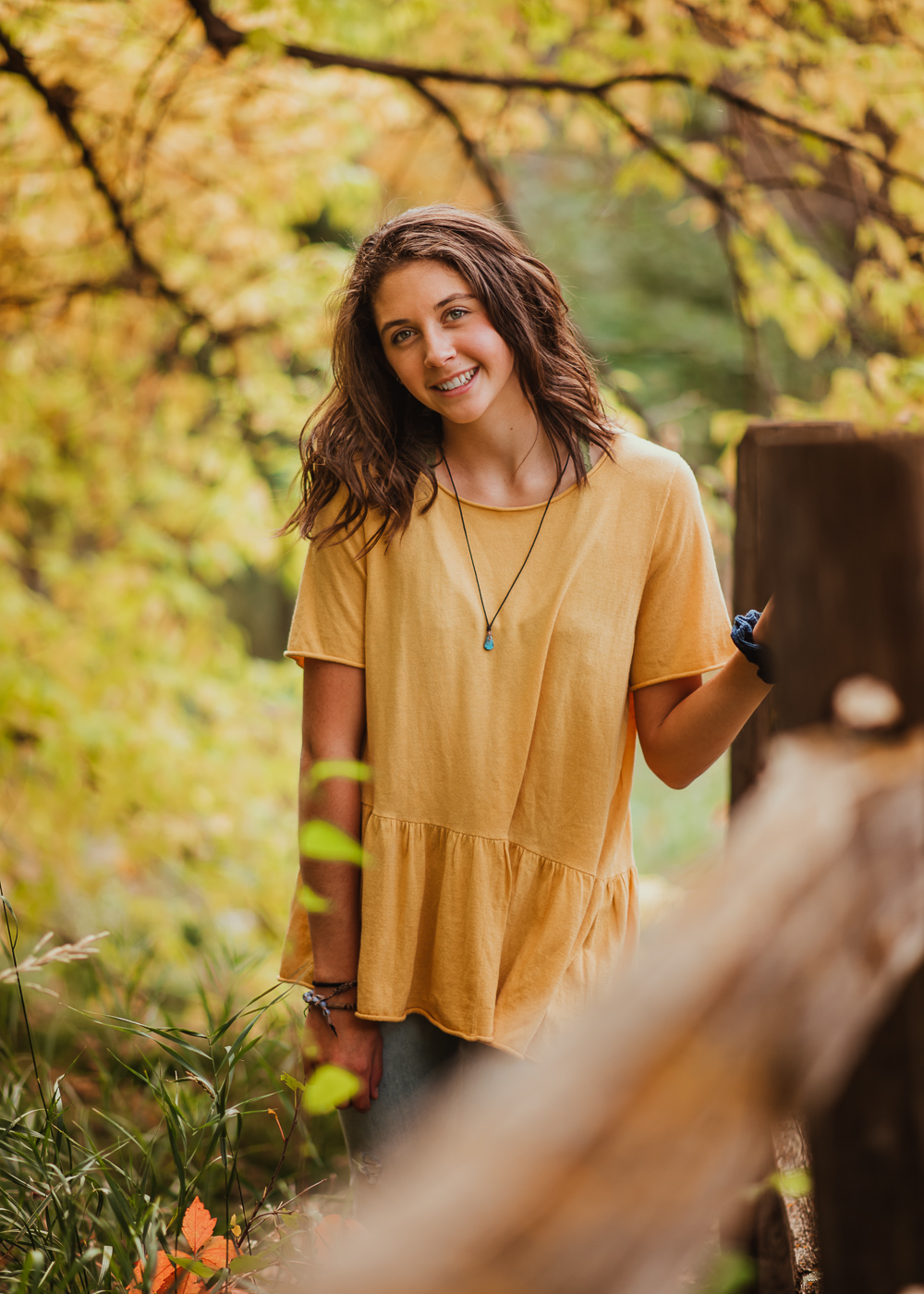 PHOCO Photography Fort Collins Colorado Senior Portraits Fall Gateway Natural Area Yellow Fedora Autumn River-12.jpg