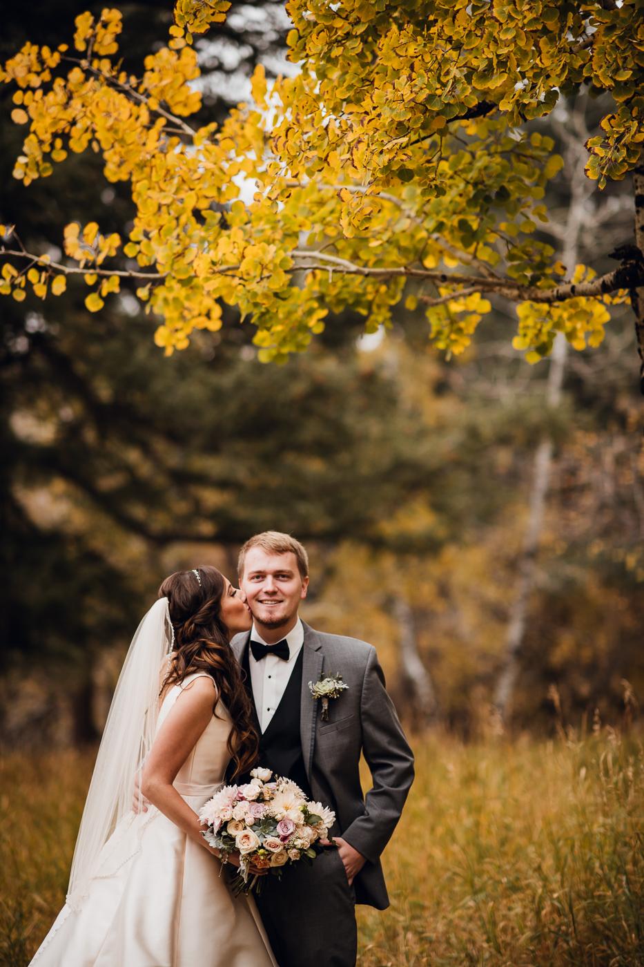 Candice Rawlin Wedding PHOCO Photography Pines Genesee Golden Colorado Fog -14.jpg