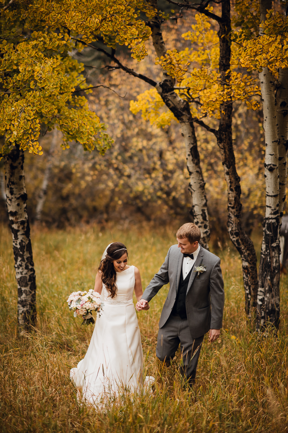 Candice Rawlin Wedding PHOCO Photography Pines Genesee Golden Colorado Fog -16.jpg