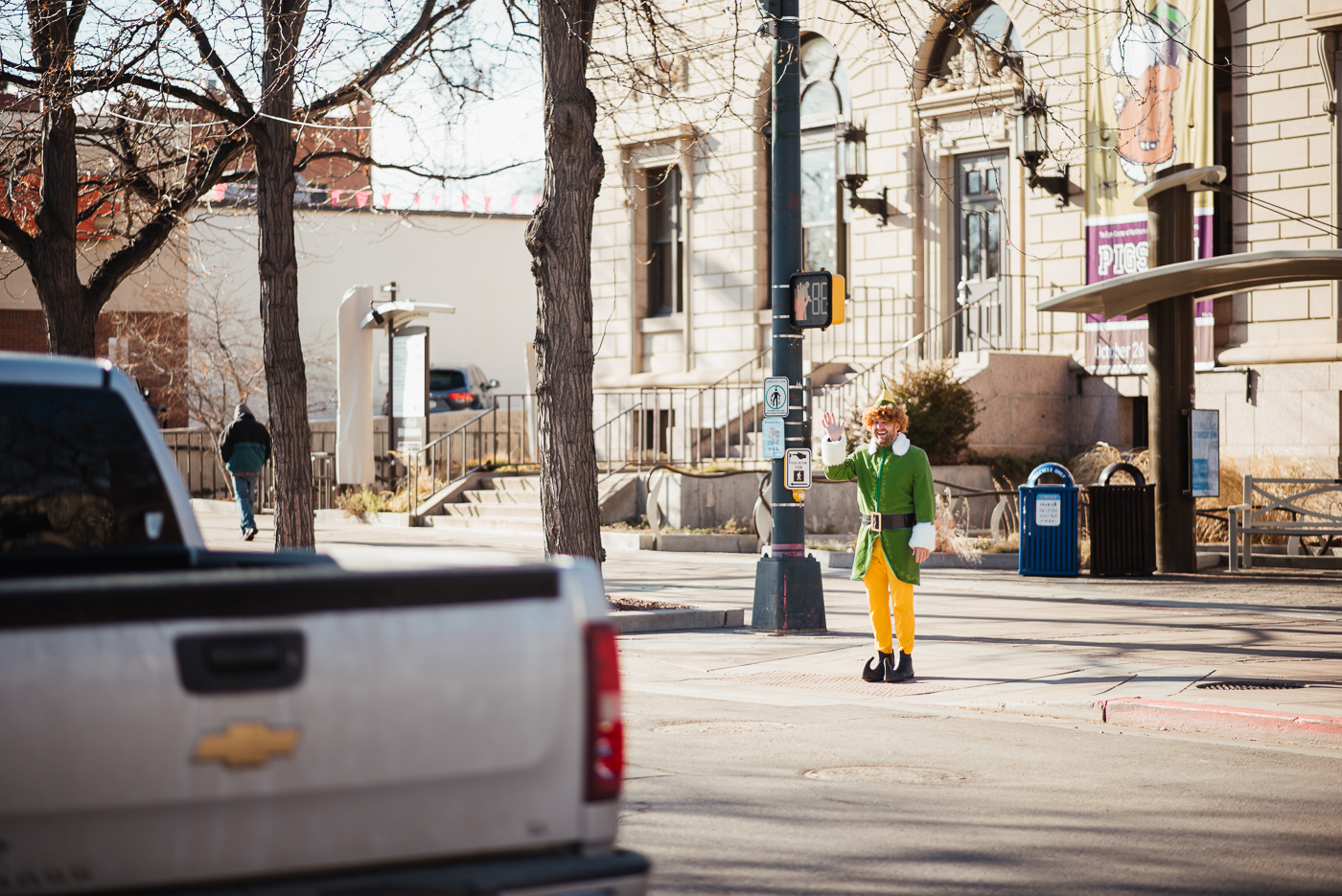PHOCO Christmas Card Colorado Old Town Fort Collins Photographer Buddy the Elf BTS-2.jpg