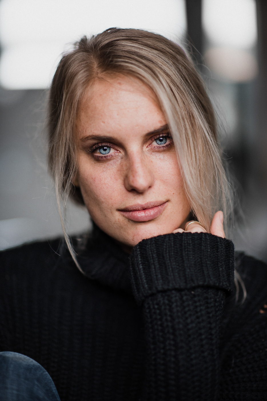 PHOCO Best of 2018 Photograph Fort Collins-4 Portrait Blonde Turtleneck Courtney Cyr.jpg