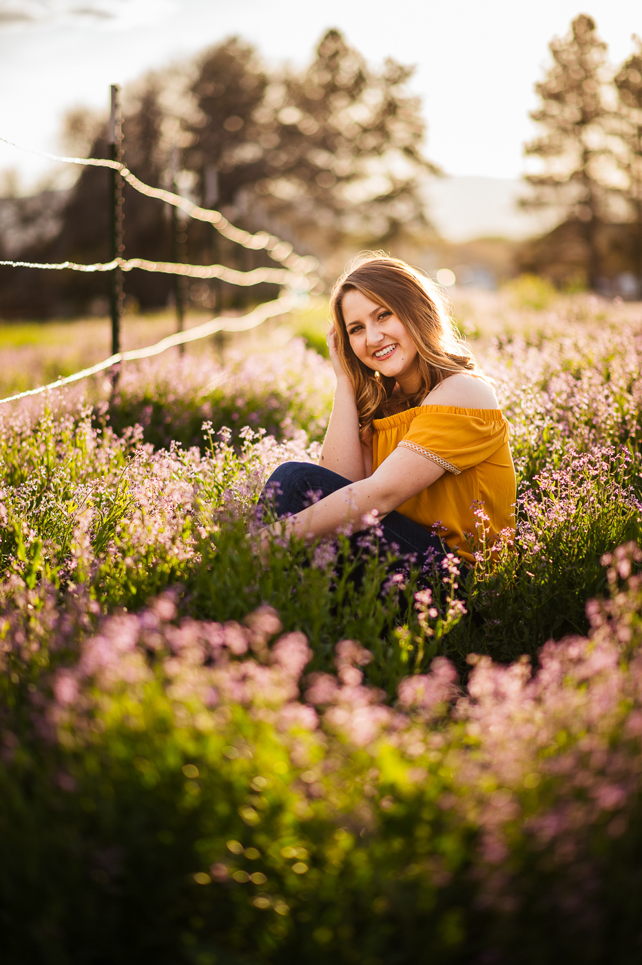 Loveland HS Senior, Candace