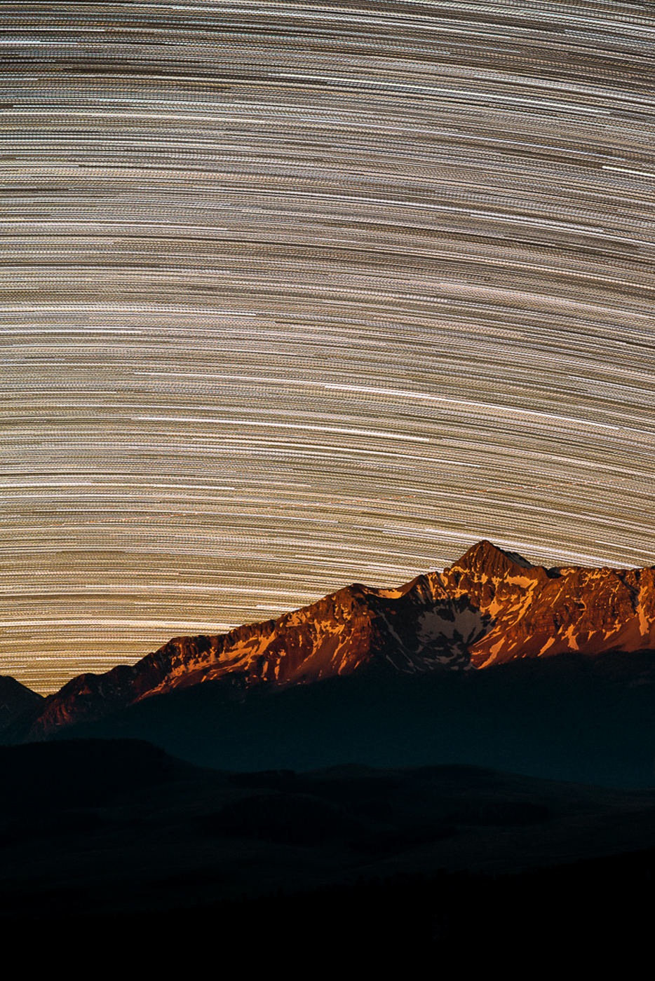 PHOCO Best of 2018 Photograph Fort Collins-23 Telluride Astrophotography timelapse star trail Wilson peak.jpg