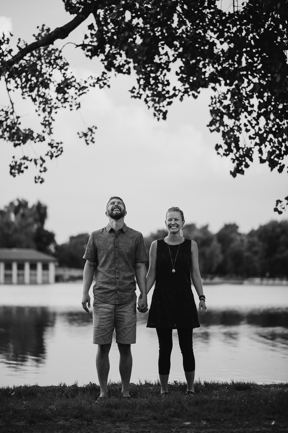 PHOCO Best of 2018 Photograph Fort Collins-29 Proposal Engagement Black White Washington Park Garrett Rachael.jpg