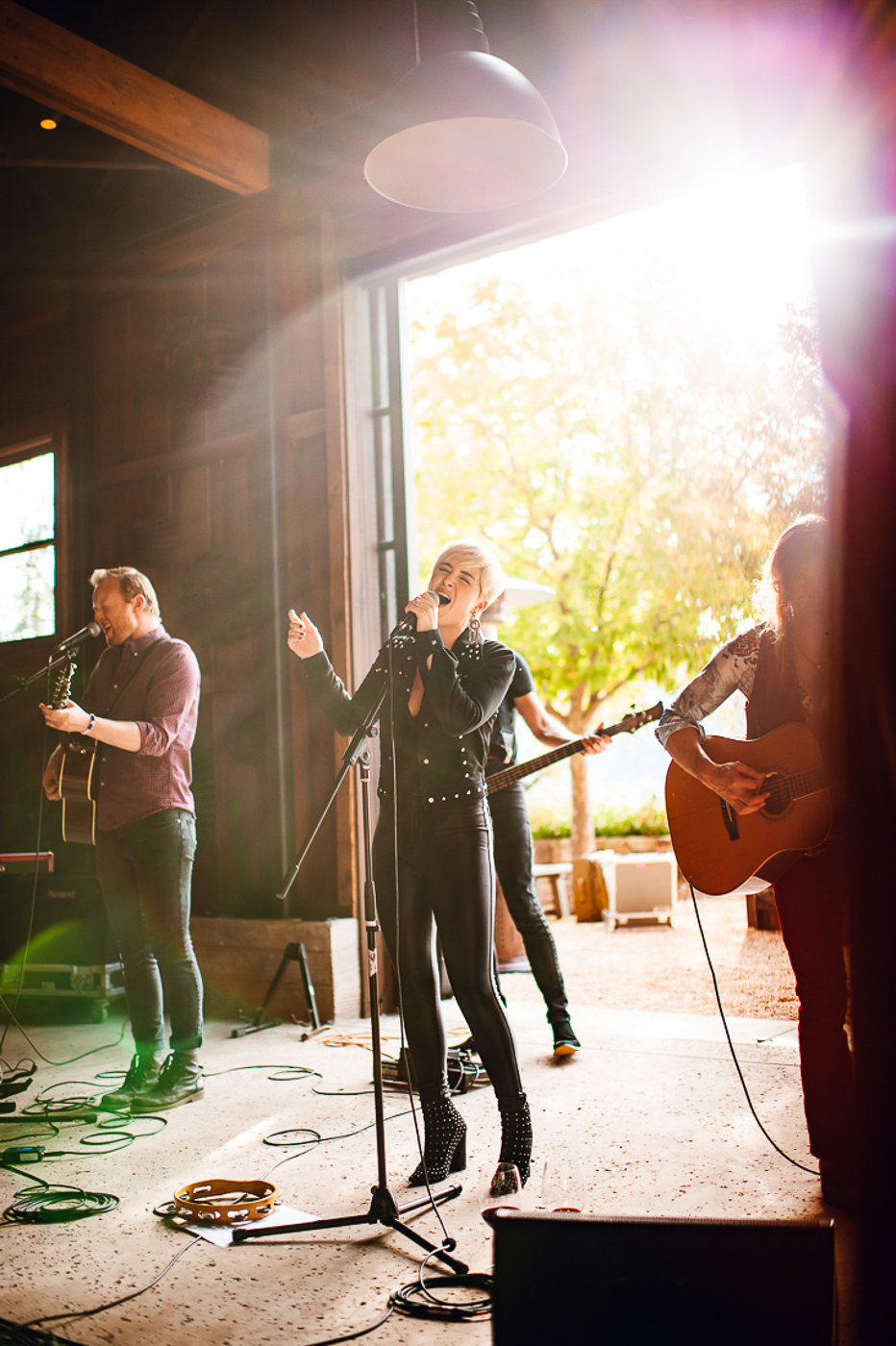 PHOCO Best of 2018 Photograph Fort Collins-53 Concert Music Festival Live in the Vineyard Napa California Maggie Rose Lens Flare.jpg