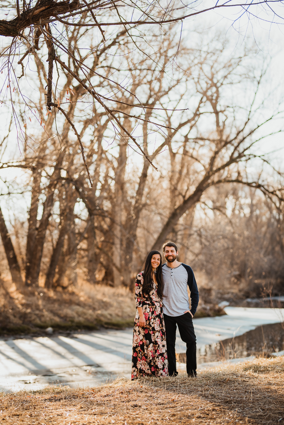 PHOCO Photography Fort Collins Engagement New Belgium Brewing Beer Dog Brown-16.jpg