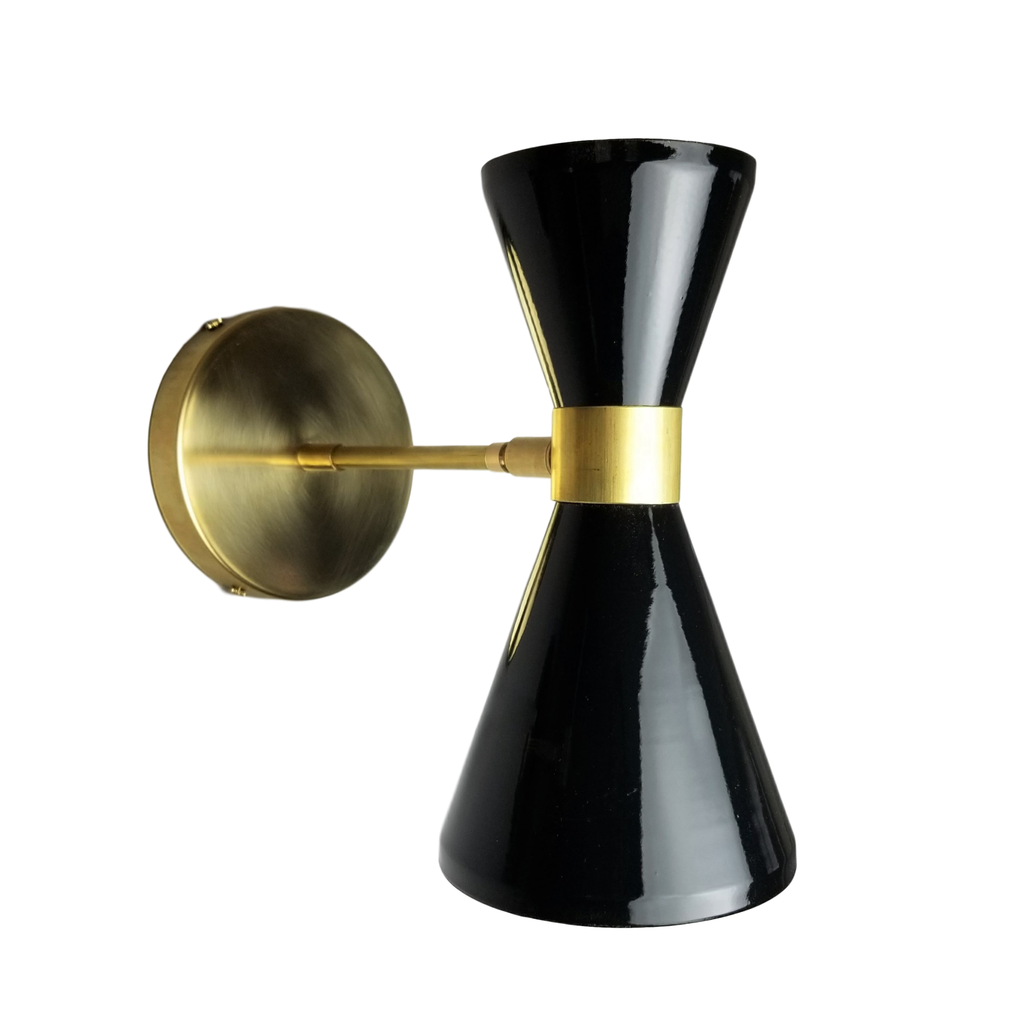 Campana Black & Brass