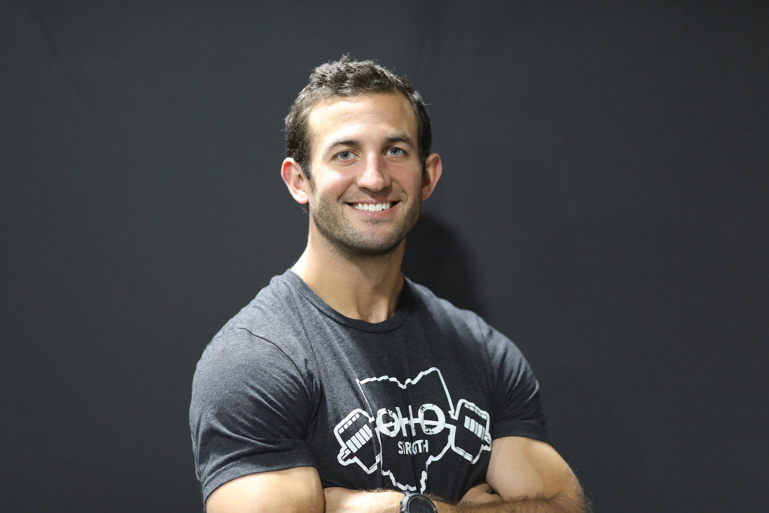 Ryan McFadyen - Owner   BS Ed. Exercise Science Education, Nutrition minor  MBA  CrossFit Level 1 & 2, Judges Course and Scaling Course  USA Weightlifting Level 1 Sports Performance Coach  Sports Nutritionist, ISSN  Licensed Massage Therapist  RYT 200  Prokreate - Pre and Postnatal Strength Seminar  Red Cross CPR and AED  Favorite Movement: Power Cleans