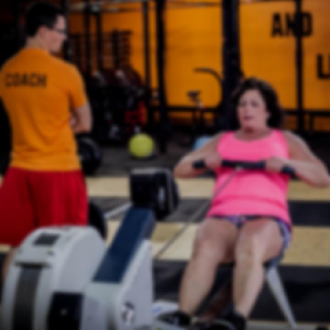 Personal Training & Nutrition Coaching -