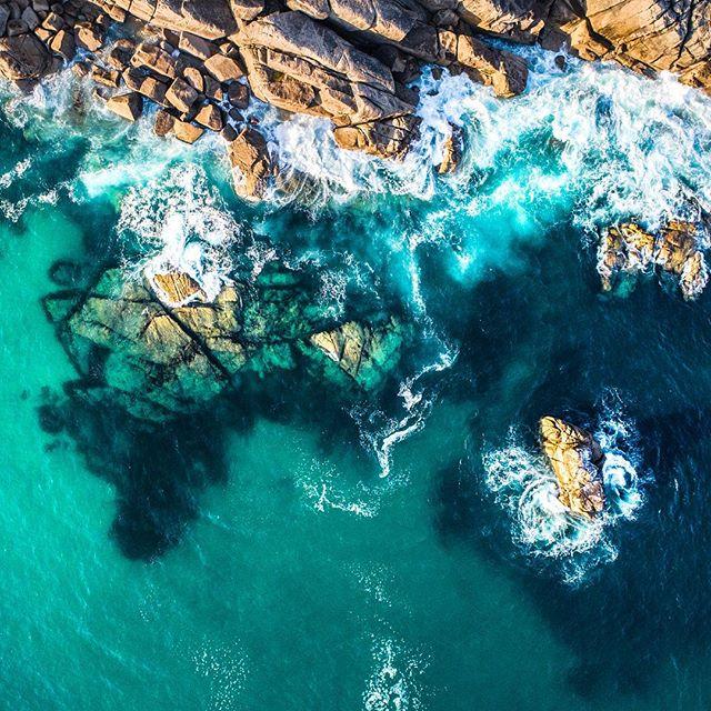 Uncharted coastlines 🌊